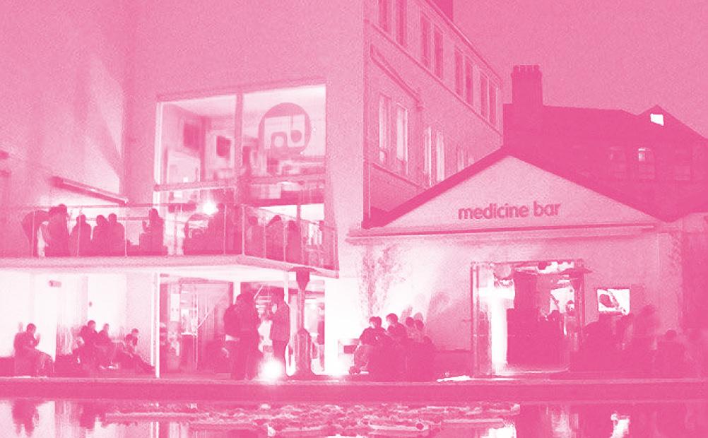 Medicine Bar