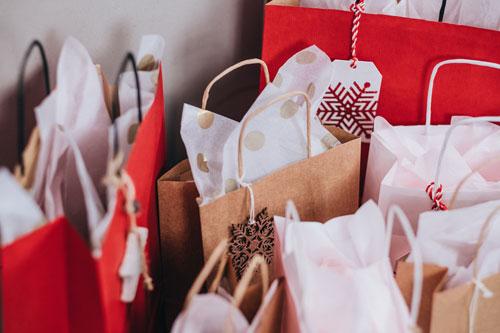 Christmas marketplace at Medicine