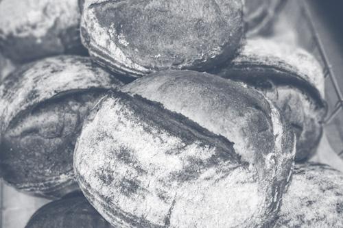 Artisan baked sourdough bread